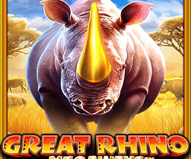 Great Rhino MegaWays™ Slot
